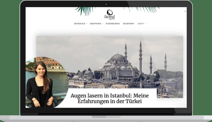 Augenlasern Türkei Erfahrungen